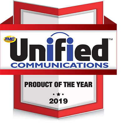 2019 Unified Communications Product of the Year Award