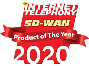 2020 SD-WAN Product of the Year award