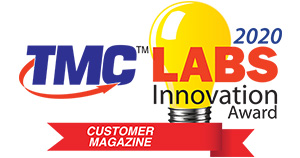 TMC Labs Innovation Award 2020